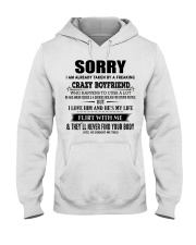 perfect gift for your girlfriend- TON00 Hooded Sweatshirt thumbnail