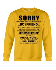 The perfect gift for your girlfriend - AH09 Crewneck Sweatshirt thumbnail