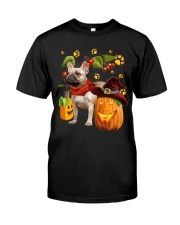 FRENCH BULL HALLOWEEN Classic T-Shirt front