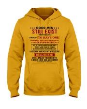 GOOD MEN 00 Hooded Sweatshirt thumbnail