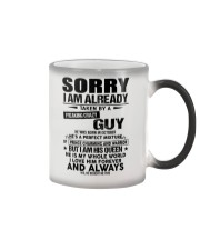 Special gift for Girlfriend- Kun 10 Color Changing Mug thumbnail