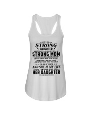 I'm a strong daughter because i have strong mom Ladies Flowy Tank thumbnail