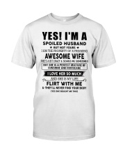 Perfect gift for husband AH00up2 Classic T-Shirt tile