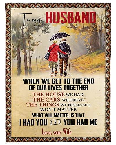 To my husband T4-207