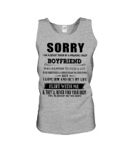 The perfect gift for your girlfriend - D00 Unisex Tank thumbnail