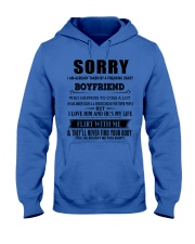 The perfect gift for your girlfriend - D00 Hooded Sweatshirt thumbnail