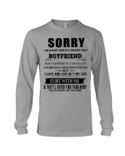 The perfect gift for your girlfriend - D00 Long Sleeve Tee thumbnail