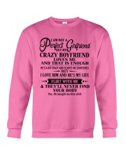 Special gift  for girlfriend - TINH00 Crewneck Sweatshirt thumbnail