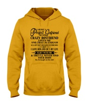 Special gift  for girlfriend - TINH00 Hooded Sweatshirt thumbnail