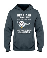 Special gift for father's day - Unite00 Hooded Sweatshirt thumbnail