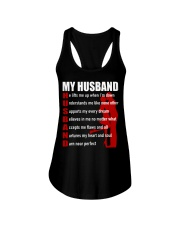 The perfect gift for wife Ladies Flowy Tank thumbnail