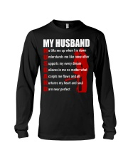 The perfect gift for wife Long Sleeve Tee thumbnail