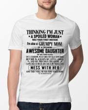 Grumpy mom - T04 April Classic T-Shirt lifestyle-mens-crewneck-front-13