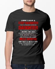 Gift for your step dad - CH00 Classic T-Shirt lifestyle-mens-crewneck-front-13