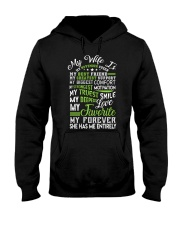 MY WIFE CT11 Hooded Sweatshirt thumbnail