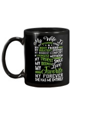 MY WIFE CT11 Mug back