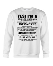 Perfect gift for husband AH05 Crewneck Sweatshirt thumbnail
