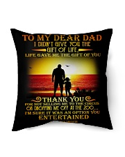 """Special gift for Father's Day - Kun pillow Indoor Pillow - 16"""" x 16"""" thumbnail"""