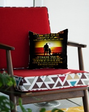 Special gift for Father's Day - Kun pillow Square Pillowcase aos-pillow-square-front-lifestyle-09