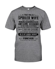 Gift for your Wife H11 Classic T-Shirt thumbnail
