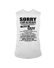 perfect gift for your girlfriend- A10 Sleeveless Tee thumbnail