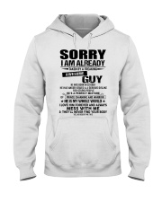 perfect gift for your girlfriend- A10 Hooded Sweatshirt thumbnail