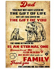 Special gift for father's day - AH00 11x17 Poster front