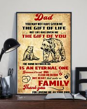 Special gift for father's day - AH00 11x17 Poster lifestyle-poster-2