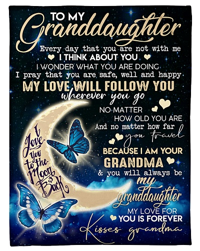 Special gift for your granddaughter - C 266