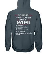 Gift for your husband - C00 Hooded Sweatshirt thumbnail