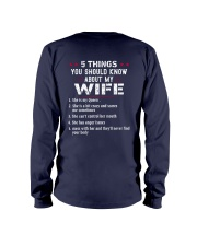 Gift for your husband - C00 Long Sleeve Tee thumbnail