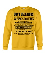 Gift for boyfriend T08 August T3-131 Crewneck Sweatshirt thumbnail