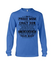 Perfect Gift for mom 0 Long Sleeve Tee thumbnail