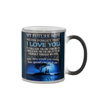 To my Future Wife Mug Color Changing Mug thumbnail