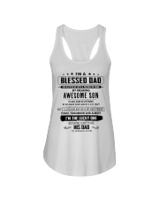 Special gift for Father- nok09 Ladies Flowy Tank thumbnail