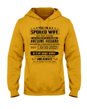Gift for your wife - S00 Hooded Sweatshirt thumbnail