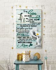 Perfect gifts for your son - C00 11x17 Poster lifestyle-holiday-poster-3