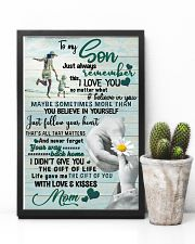 Perfect gifts for your son - C00 11x17 Poster lifestyle-poster-8