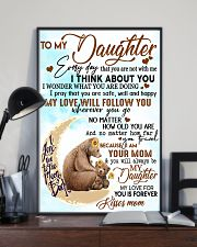 Special gift for daughter - C 196 11x17 Poster lifestyle-poster-2