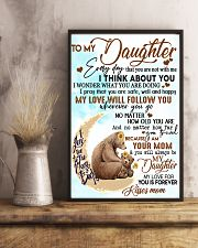 Special gift for daughter - C 196 11x17 Poster lifestyle-poster-3