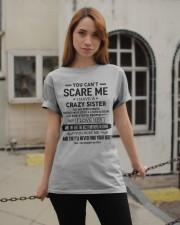 I have a crazy Sister - Kun 03 Classic T-Shirt apparel-classic-tshirt-lifestyle-19