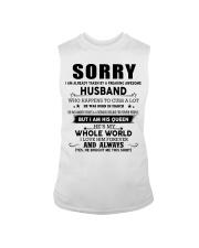 HUSBAND TO WIFE D3 Sleeveless Tee thumbnail