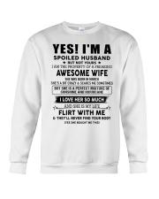 Perfect gift for husband AH03up1 Crewneck Sweatshirt thumbnail