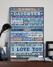 Special gift for daughter - C 220 11x17 Poster lifestyle-poster-2
