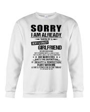 Gift for Boyfriend - girlfriend - TINH05 Crewneck Sweatshirt thumbnail