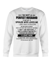 Special gift for your Husband - Kun 01 Crewneck Sweatshirt thumbnail