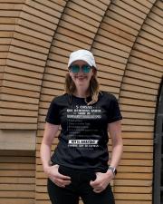 5 Things - T03 Marzo Spanish Ladies T-Shirt lifestyle-women-crewneck-front-4