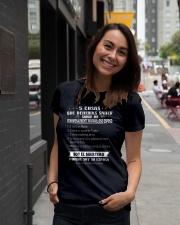 5 Things - T03 Marzo Spanish Ladies T-Shirt lifestyle-women-crewneck-front-5
