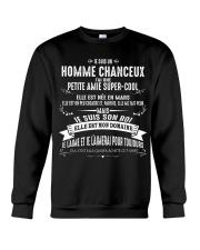 Lucky Man - Girl Friend France T03 Crewneck Sweatshirt thumbnail