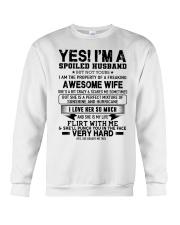 Perfect gift for husband AH00 Crewneck Sweatshirt thumbnail